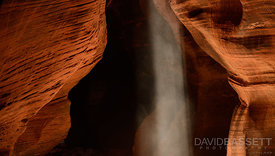 Beam of Light | Buckskin Gulch, UT