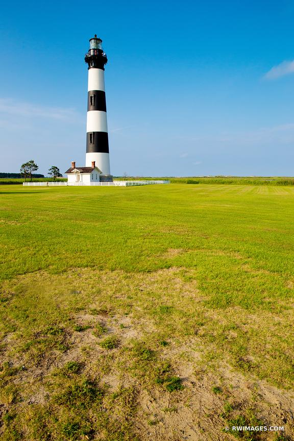 BODIE ISLAND LIGHTHOUSE NAGS HEAD OUTER BANKS NC
