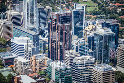 North Sydney Towers