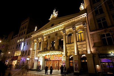 The London Palladium Theatre - Christmas 2012