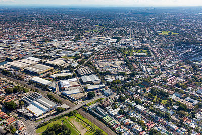 West Over Marrickville