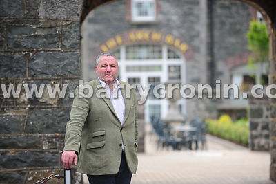 June 13th, 2014 - The Michelin Star chef Richard Corrigan photographed at his new Virginia Park Lodge, Virginia, County Cavan...