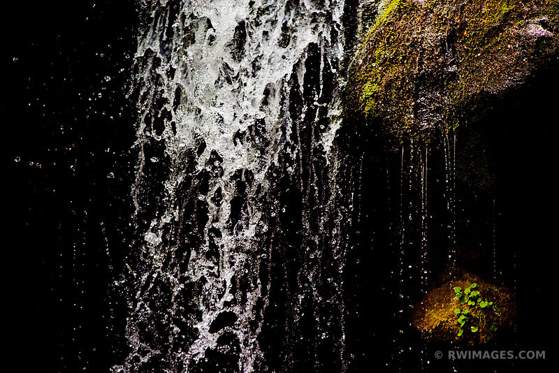 GROTTO FALLS SMOKY MOUNTAINS