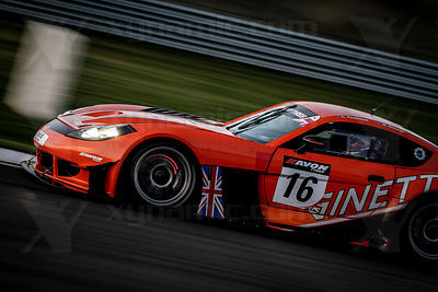 16 Lawrence Tomlinson / Mike Simpson Team LNT Ginetta G55