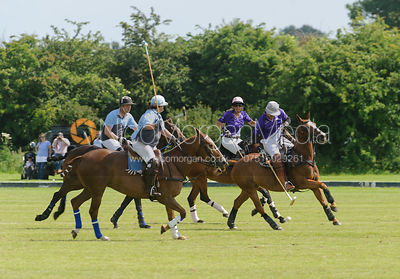 Action from the final - Assam Cup Final - Los Chinos vs. Three Oceans CANI - 30th June 2013.