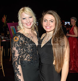 Georgina Fielding, Rosie Cass. The Quorn Hunt Ball