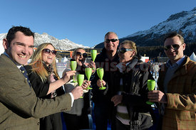Polo World Cup on Snow St.Moritz 2016