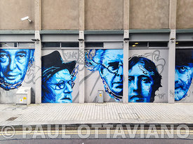 Cork Street Art 3 | Paul Ottaviano Photography