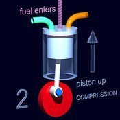 DIESEL ENGINE 2 compression