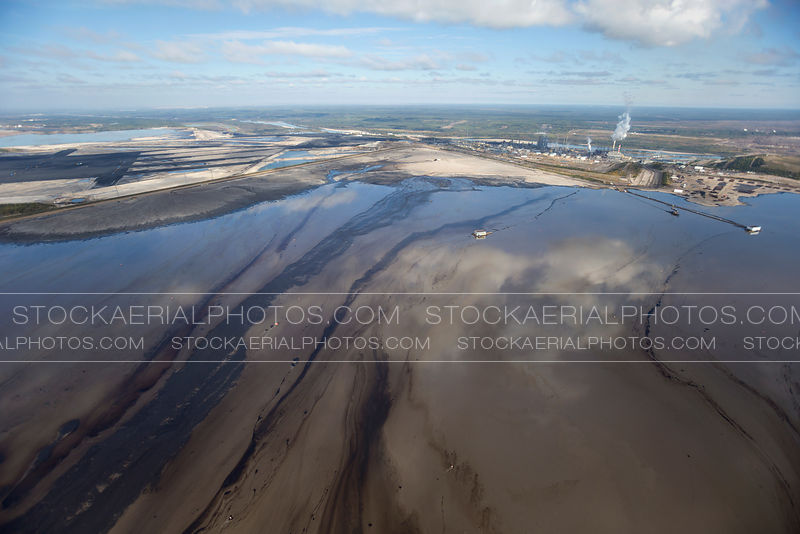 Alberta Oilsands Tailings Pond