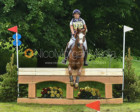 Emily King and DARGUN, Equitrek Bramham Horse Trials 2018