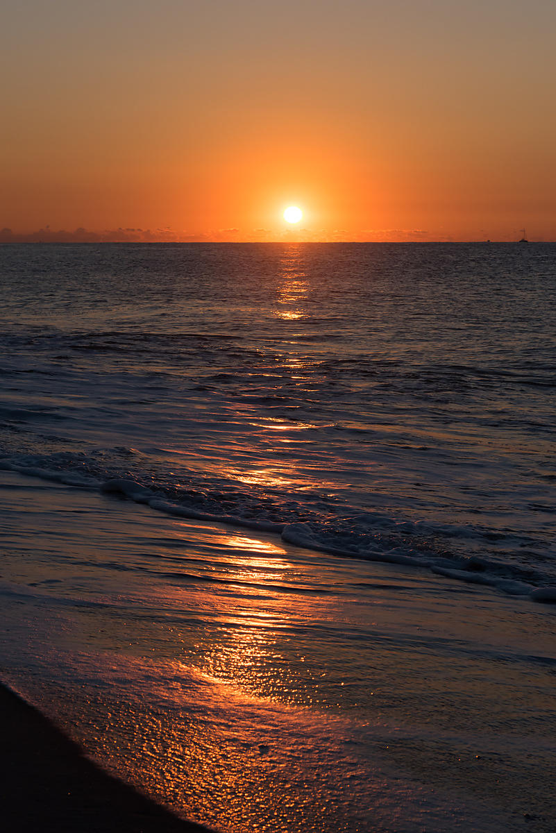 Beach Sunrise - Cape May