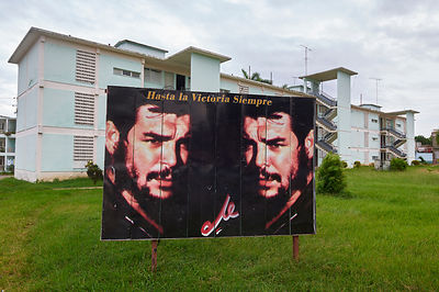 Propaganda with Che