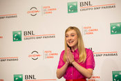 Photocall with Dakota Fanning and Ben Lewin for film Please Stand By, , Rome Italy, 31 Oct, 2017