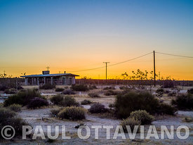 Mojave Desert Home | Paul Ottaviano Photography