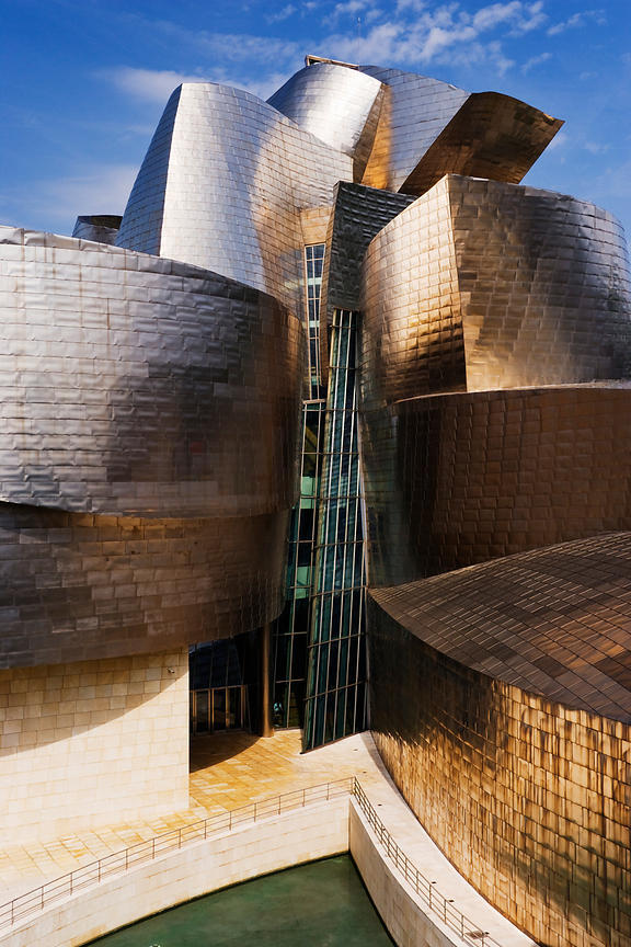 Guggenheim Museum by Frank Gehry Bilbao Spain