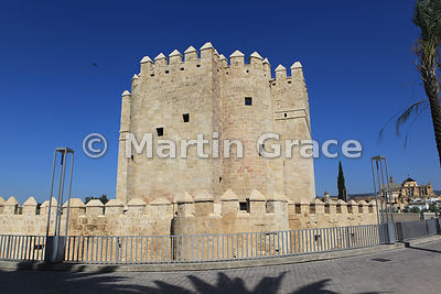 The Torre de la Calahorra, Cordoba, Andalusia, Spain