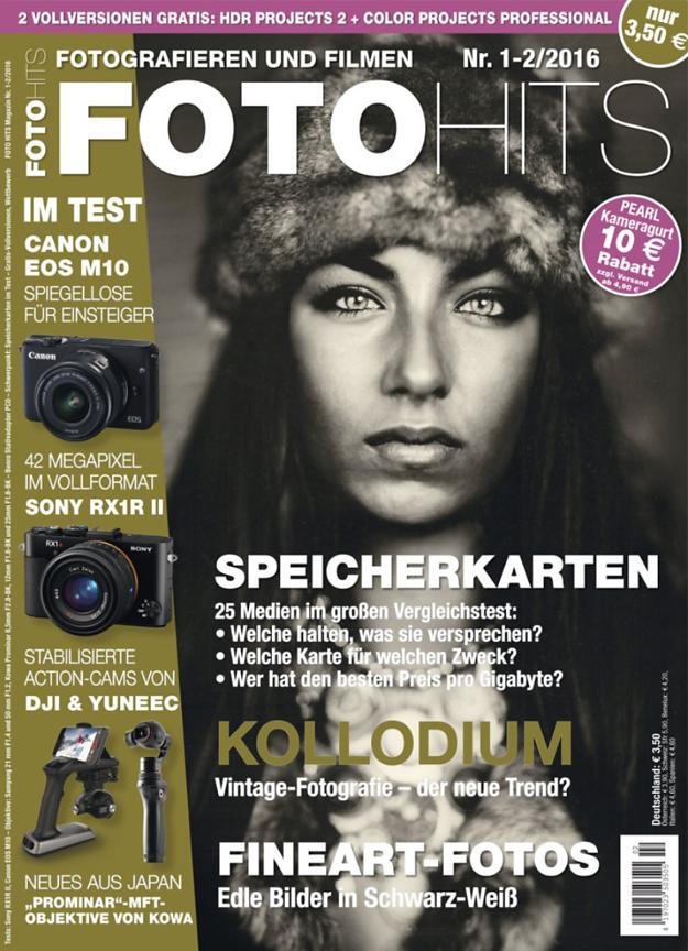 Foto Hits Magazine (Germany) - Jan 2016