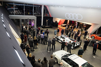Marriotts Audi Ipswich opening night..Photography  by Jason Bye.t: 07966 173 930.e: mail@jasonbye.com.w: www.jasonbye.com.