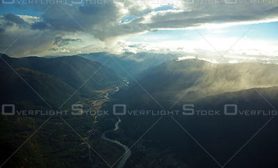 Slocan Valley Selkirk Mountains BC