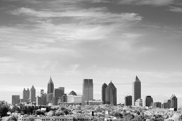 Atlanta Georgia - Color & Black and White - All Photos