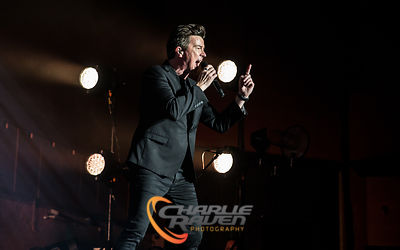 Rick Astley - Bournemouth International Centre 10.11.18