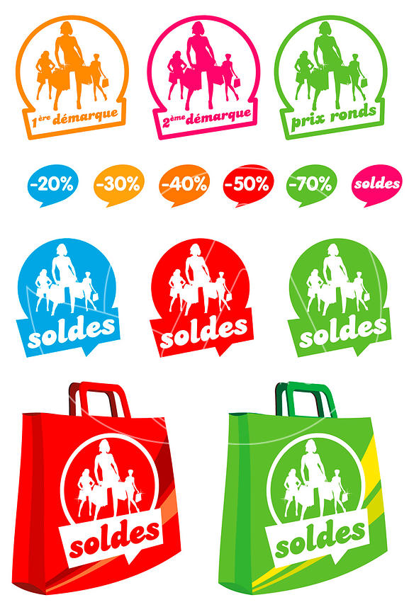 TEMPLATE SOLDES