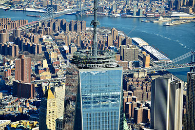 One World Trade Center Manhattan New York City