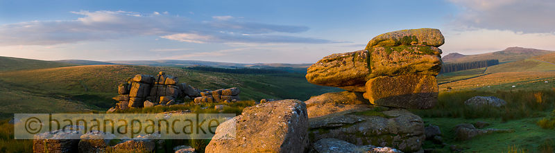 BP0730 - Black Tor, Dartmoor