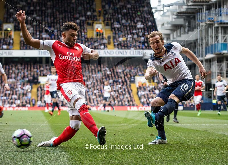 Tottenham Hotspur v Arsenal.Premier League