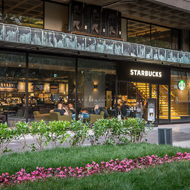Starbucks Nisantisi exterior, Istanbul_High Res
