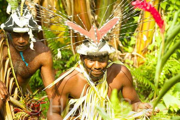 Vanuatu,Banks islands,Hats dance