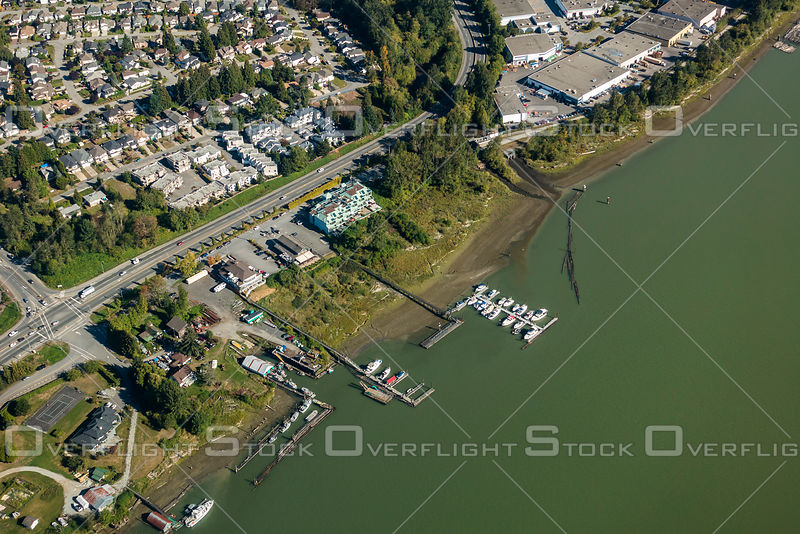 Mary Hill Bypass and Pitt River Port Coquitlam BC