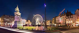 Place de Jaude at Christmas, Clermont Ferrand