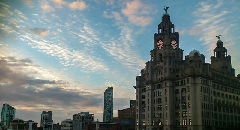Classic Liverpool Buildings photos