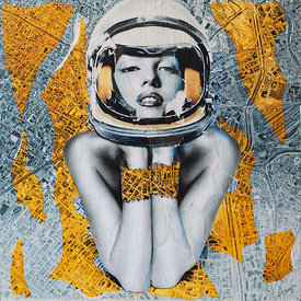 Marilyn in Space