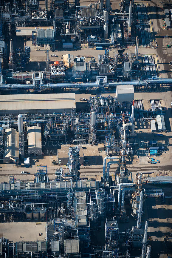 Oil Refinery Detail