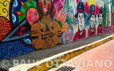 Casco Viejo Street Art 9 | Paul Ottaviano Photography