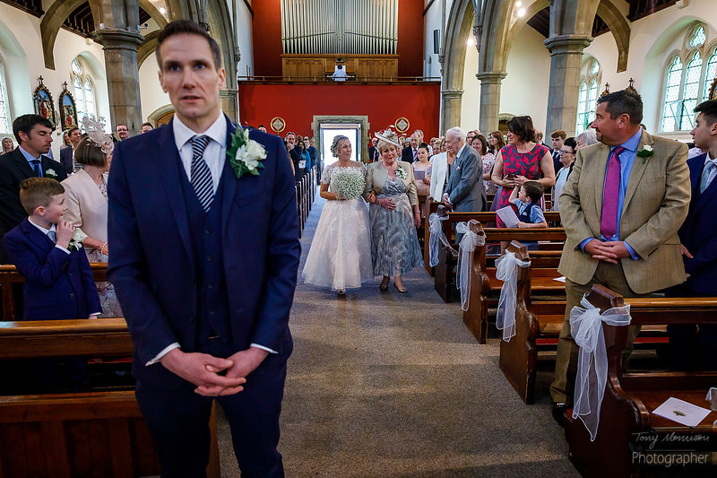 St Edwards Catholic Church Wedding Photos - Irene & Martin's Wedding - May 2018 photos