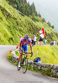 The Cyclist Alessandro Petacchi - Tour de France 2011