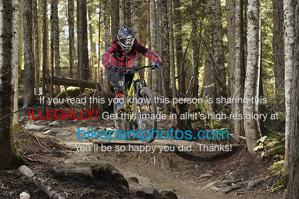 Thursday September 27th Afternoon Delight bike park photos
