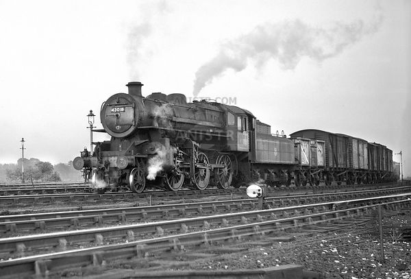PHOTOS of BRITISH RAILWAYS (BR) 1948-1968