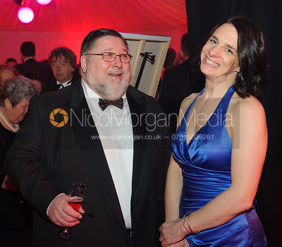 Penelope Fairmann - The Quorn Hunt Ball 2017