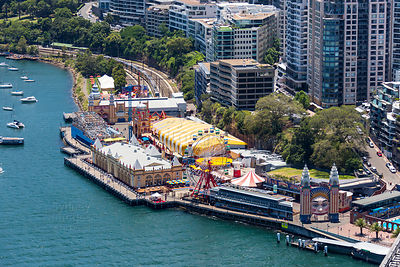 Luna Park, Milsons Point