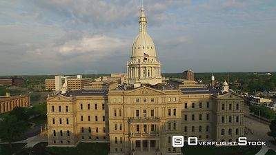 Michigan State Capital Building Lansing