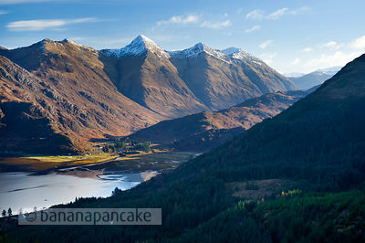 BP2507 - The Five Sisters of Kintail
