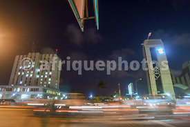 Lomé by night