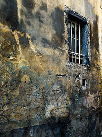Old wall, Clermont Ferrand