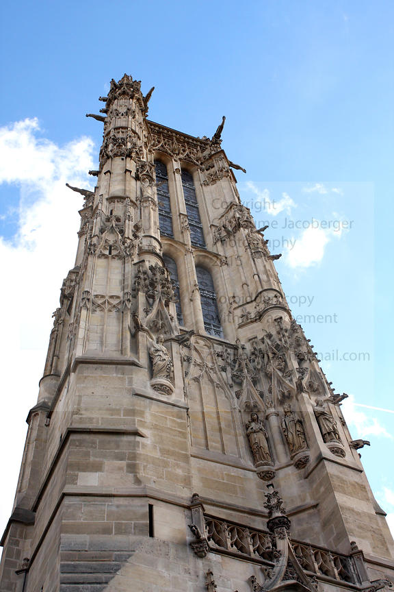 Saint-Jacques tower Paris
