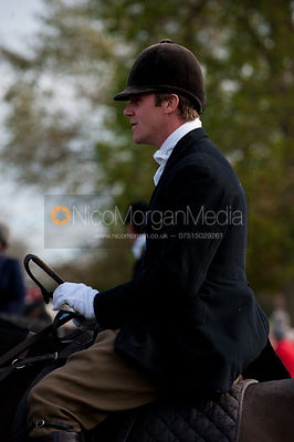 Harry Wallace - Opening Meet of the Quorn Hunt, The Kennels, 21/10/11